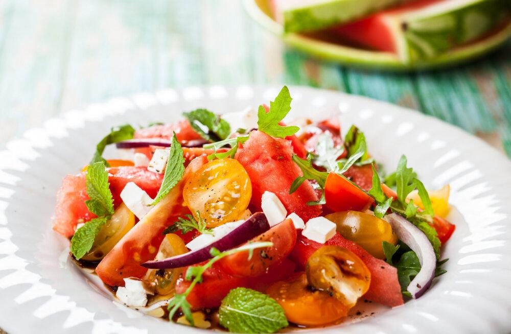 Hiina meditsiini toitumissoovitused: mida süüa suvel, et oleksid terve ja seedimine töötaks laitmatult?