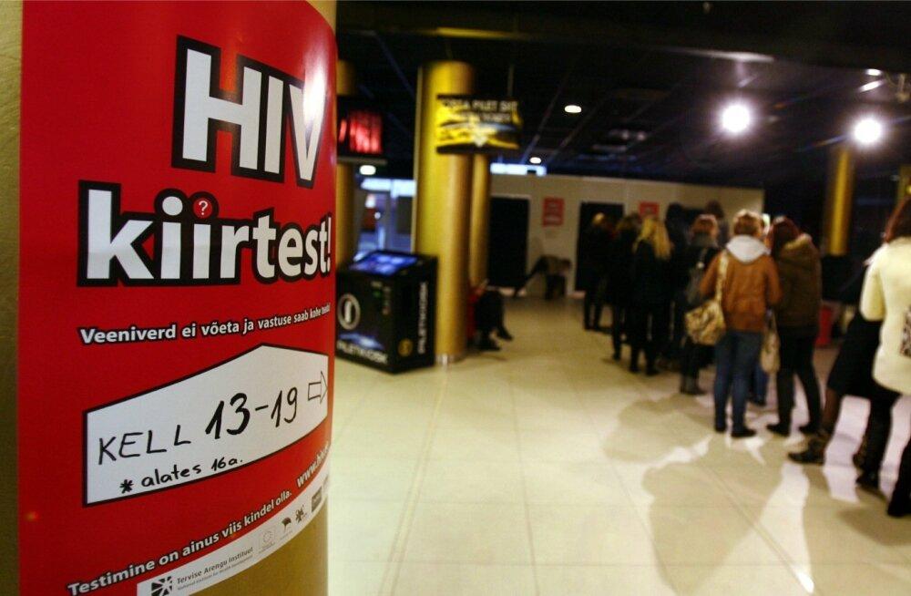 HIV kiirtestimine