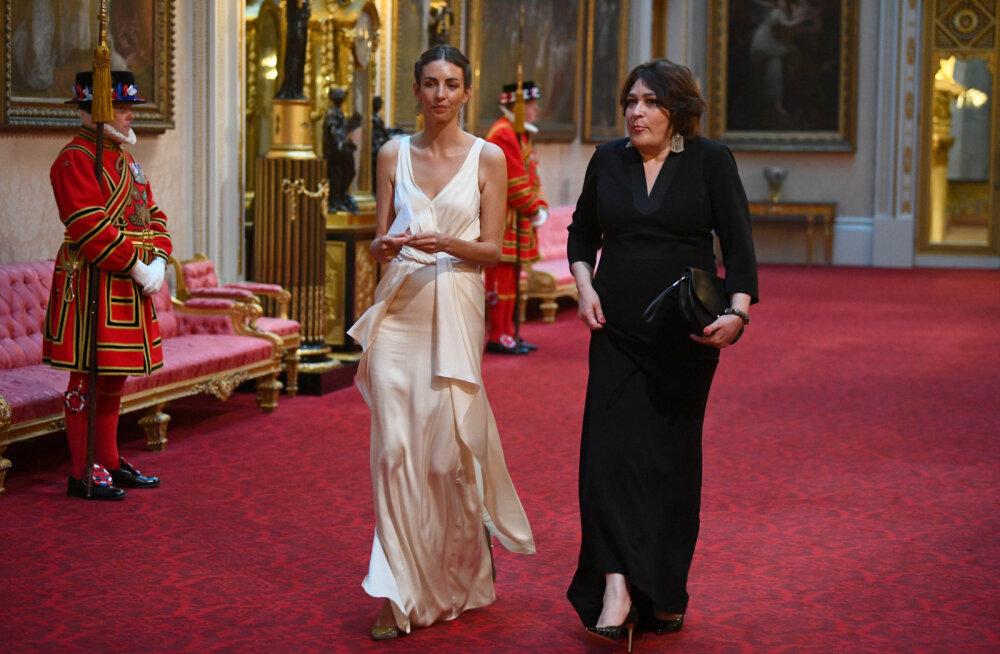 Kinnitab petmist? Prints Williami väidetav armuke jättis abielusõrmuse koju