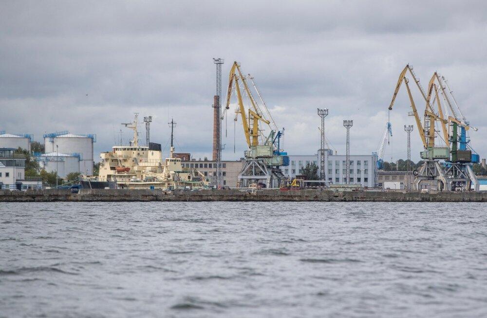Eesti-sisestel laevaliinidel mullu sõitjate arv suurenes