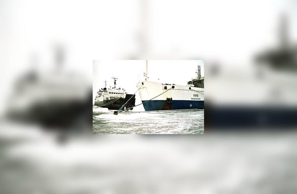 Saaremaa Laevakompanii praamid