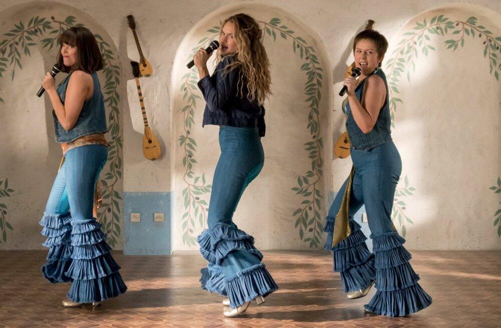 "Seitse tempokat fakti muusikakomöödia ""Mamma Mia! Siit me tuleme taas"" kohta"