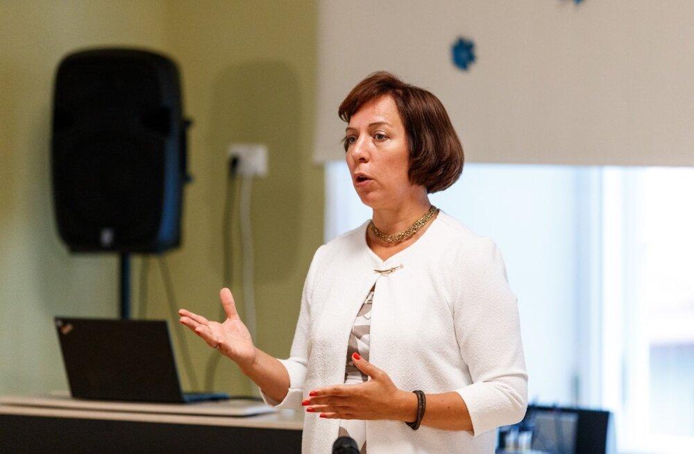 Haridusteemaline pressikonverents Tallinna Lotte Lasteaias