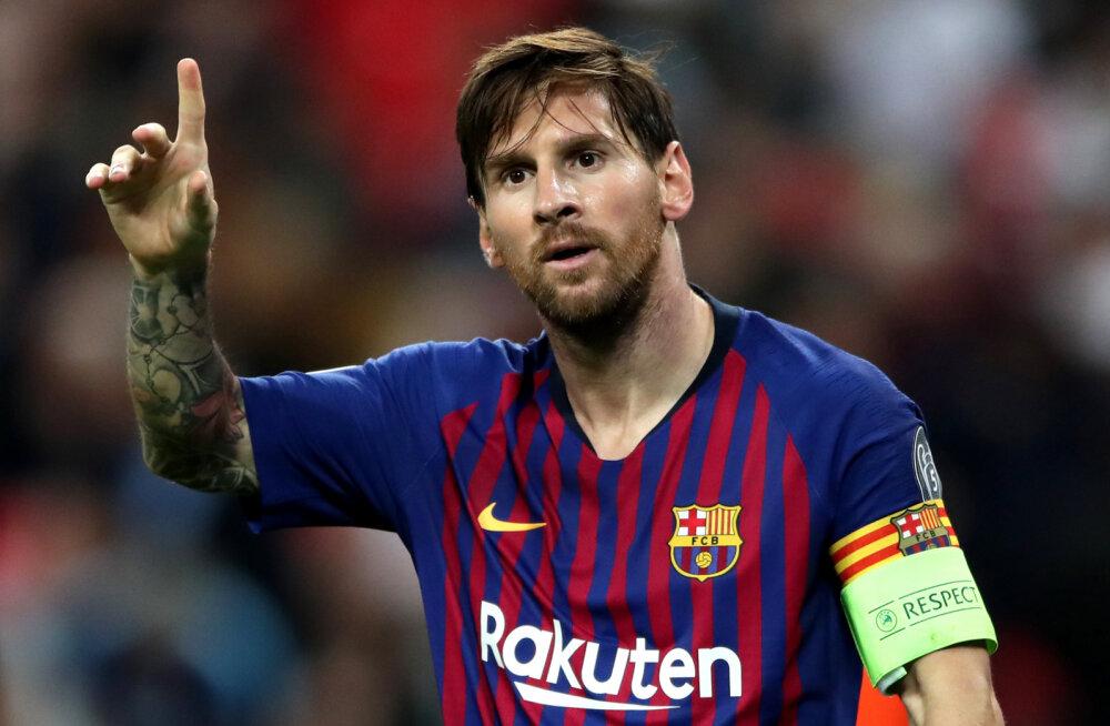 Saaga jätkub: Lionel Messi ei kavatse Barcelona treeningutele enam ilmuda