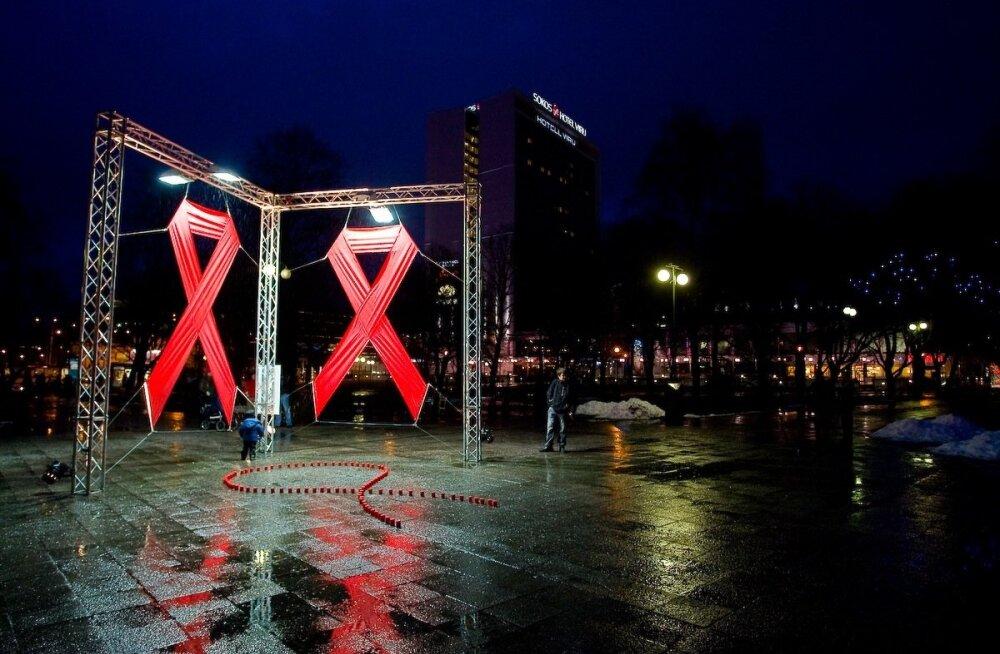 Eesti Päevalehe arhiivist. HIV-haige Mardi küsimus: Ütle, kaua ma veel elan?