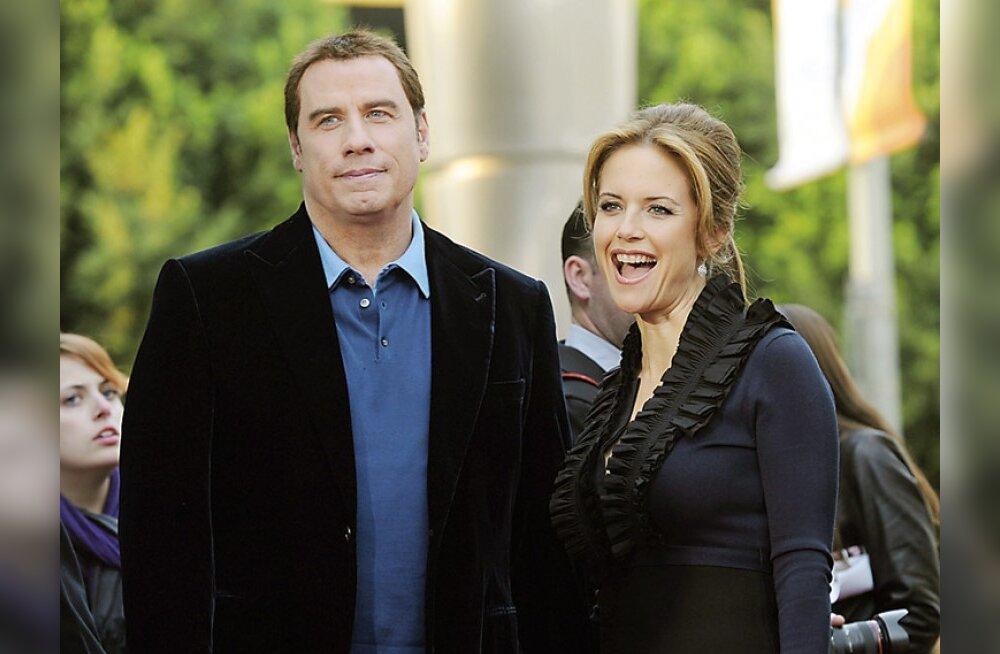 John Travolta ja Kelly Preston valisid lapsele nime