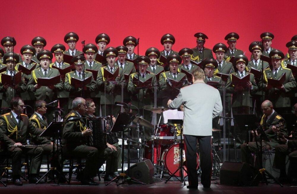 Vene armee koor