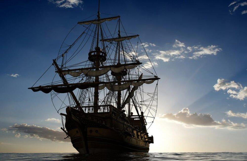 Mereröövlite ajalugu: Madagaskari piraadiurgas pani omal ajal India laevadki hirmust värisema