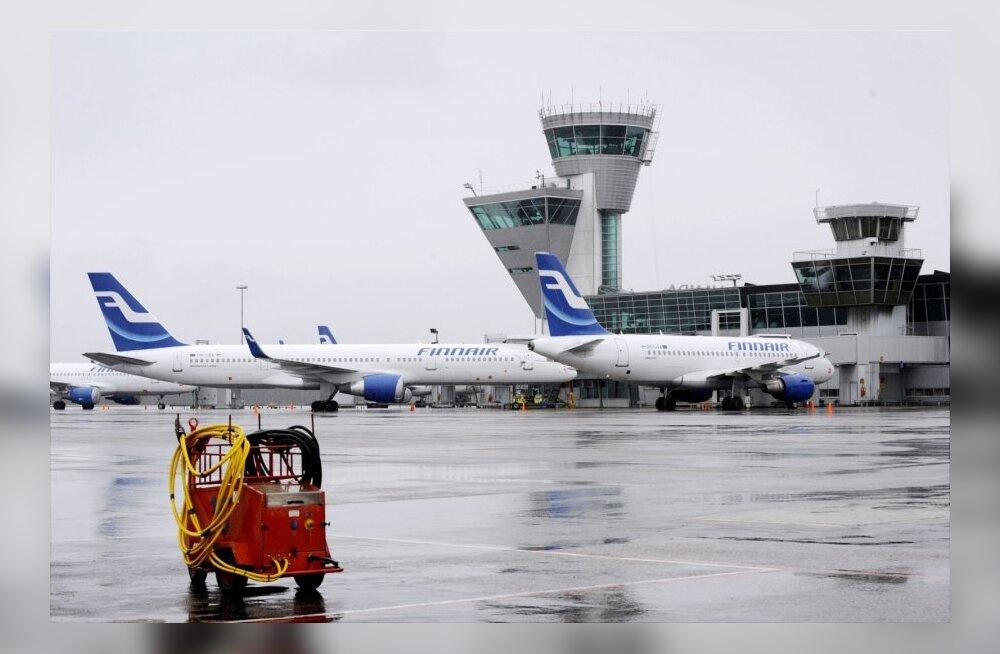 Helsingisse saabunud lennukis tekkinud ebolakahtlus osutus valehäireks