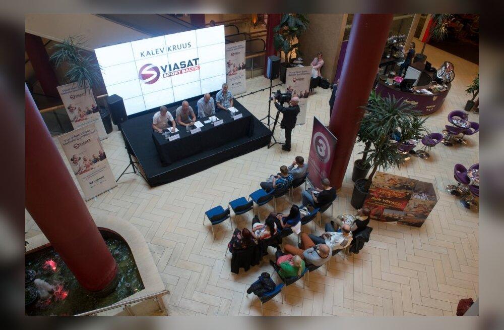 Viasat Sport Baltic ja TV6 avavad hooaja korvpalli MMi