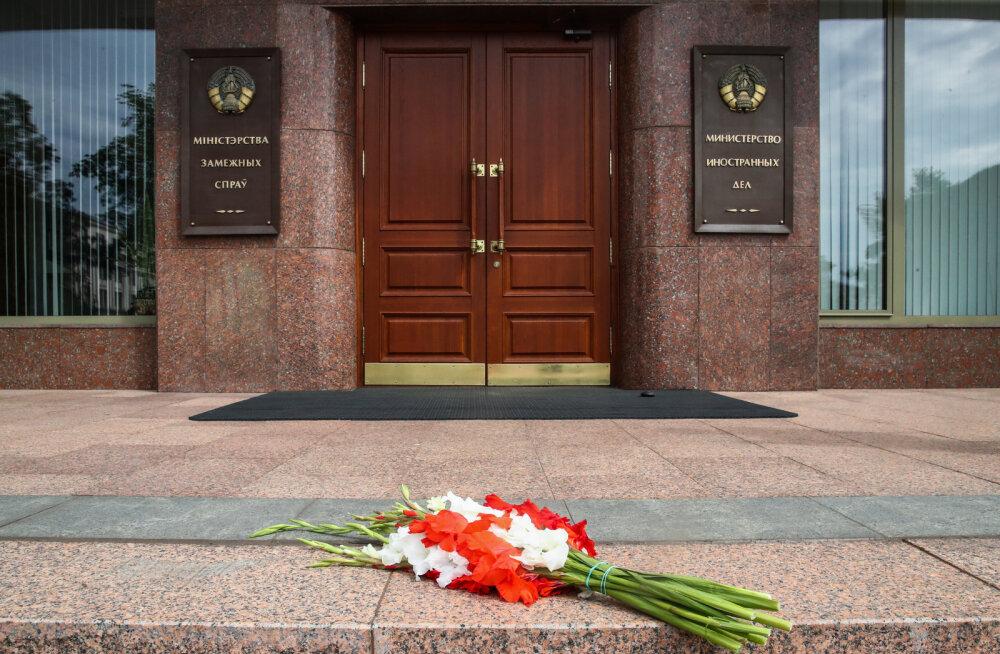 Valgevene portaal: Eesti kutsub oma suursaadiku Minskist koju konsultatsioonidele