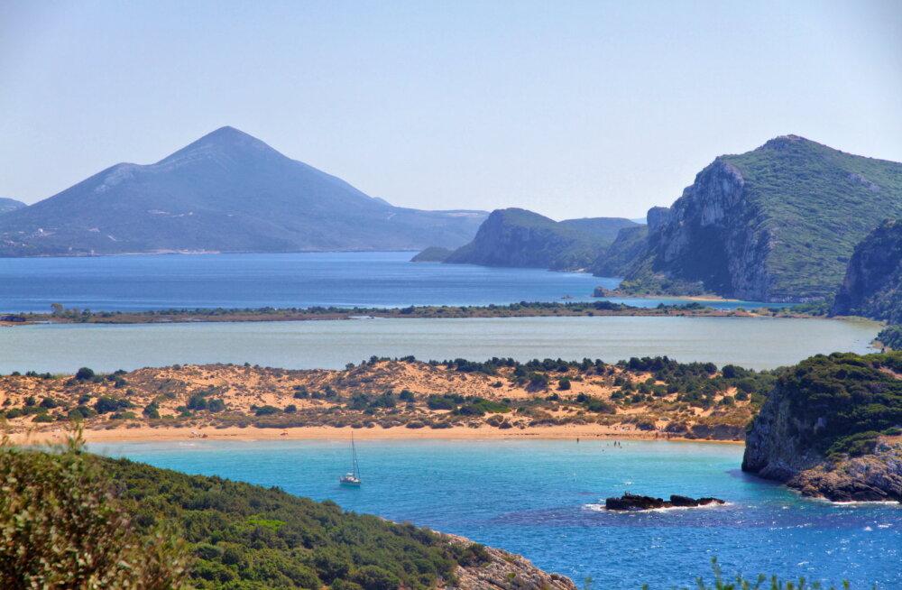 Пелопоннес – истинная Греция. Топ-5 мест, которые должен увидеть каждый