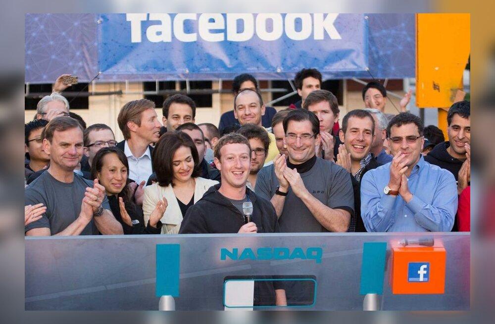 """Facebooki """"like"""" USA maksuseadustikule - teenitud miljonite pealt ei pea nad riigile sentigi maksma"""