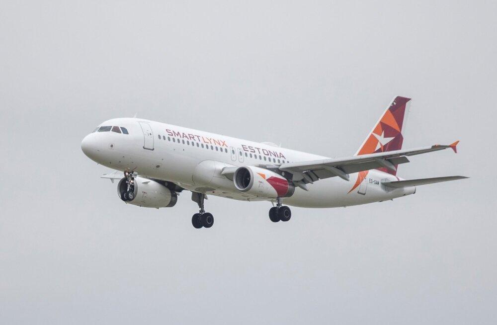 SmartLynxi jaburuste uus tase. Eestlased jäeti Kopenhaageni lennujaama uut lendu ootama, kuna pilootide lennuaeg sai täis