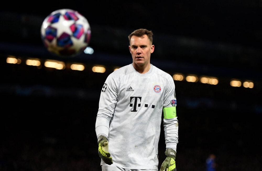 Bayerni käitumises pettunud Manuel Neuer: kõige tähtsam on minu jaoks usaldus