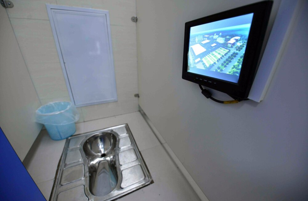 Hiina plaanib tõsist WC-revolutsiooni
