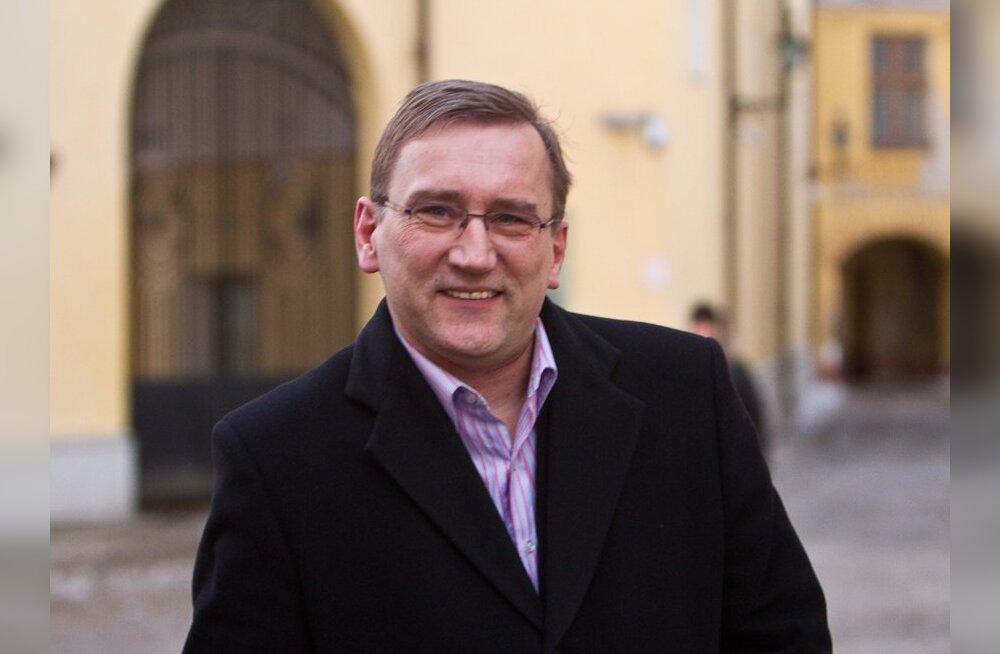 Parts: Skype'i müük on Eesti jaoks suur võimalus