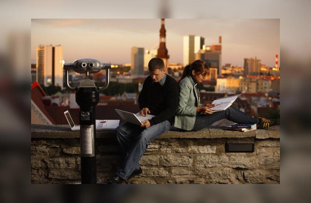 Loomemajanduse suund Estonian Business Schoolist annab kontaktid kogu eluks