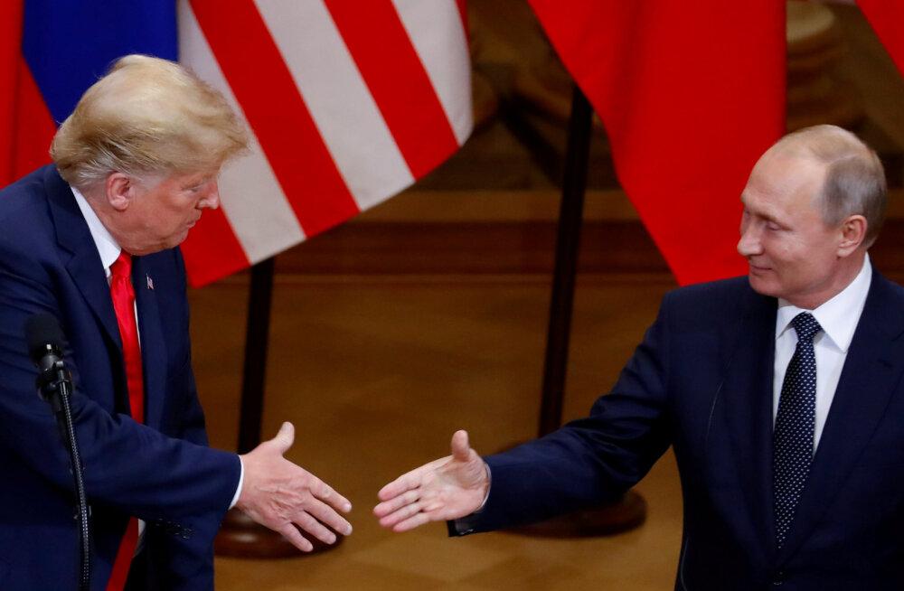 Трамп подтвердил встречу с Путиным на G20