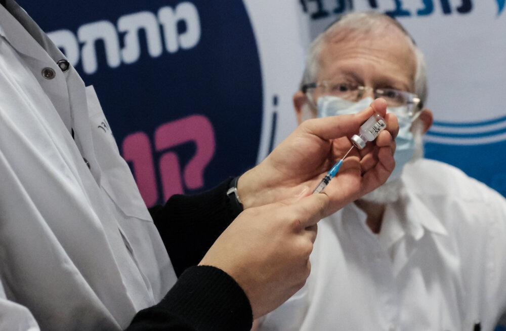 Ajaleht: teise doosi koroonavaktsiini saanutel esineb enam kõrvaltoimeid. Miks?