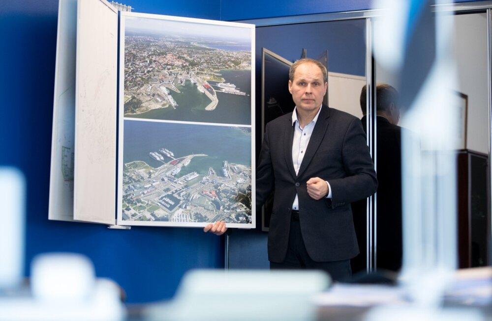 Tallinna Sadama juht Valdo Kalm