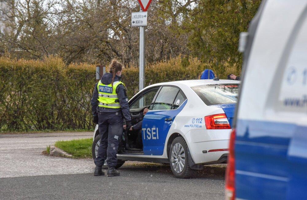 Viljandi kesklinnas oli pommikahtlus
