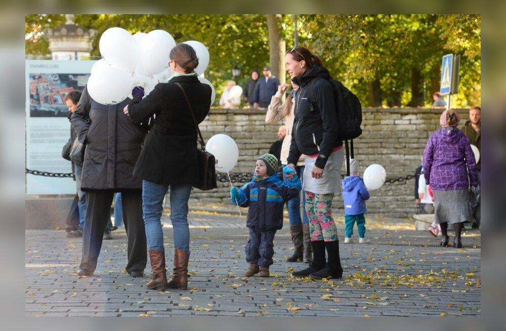 Lastekaitse liit: sallimatust õhutavatele üritustele laste kaasamine ei ole laste huvides
