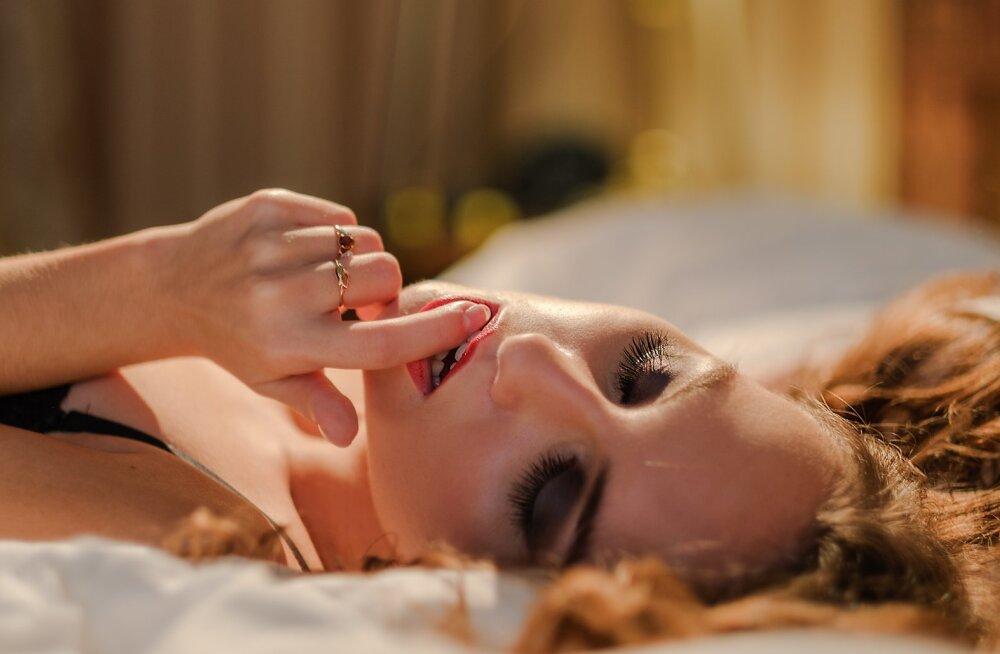 Любовь к порно плохо отражается на весе партнерши