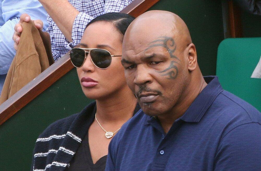 Mike Tysoni soovitus Deontay Wilderile: kasva suureks!