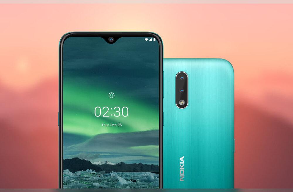 TEST | Nokia 2.3 – telefon vähenõudlikule... väga vähenõudlikule