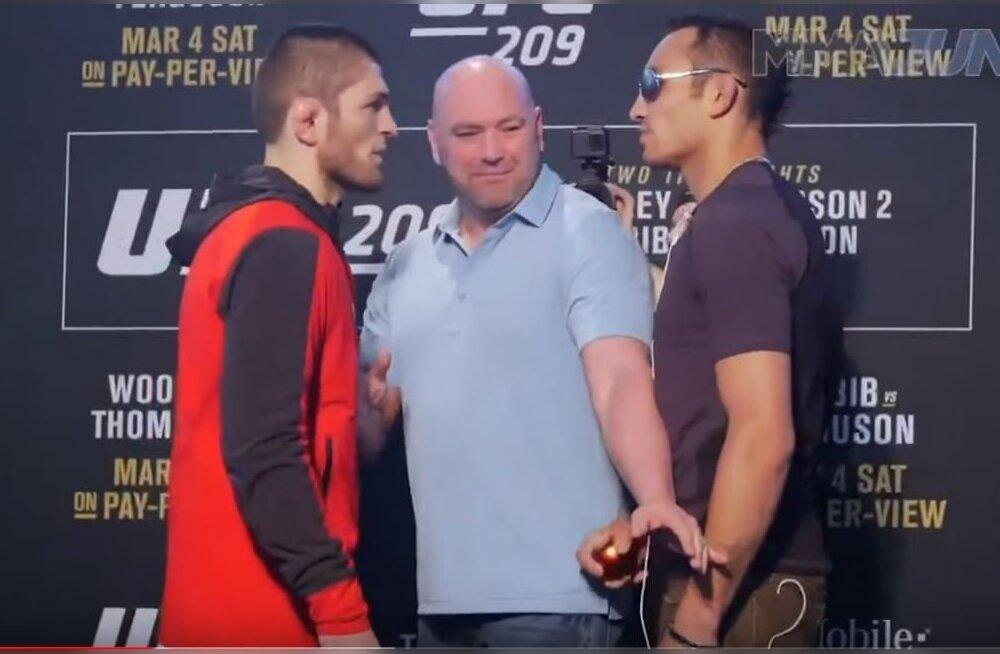 Ура! UFC не стала отменять бой Хабиба против Фергюсона