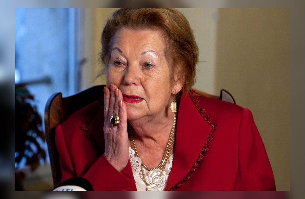Maaja Kallast annaks Margret Järvele venelaste solvamise eest nahatäie