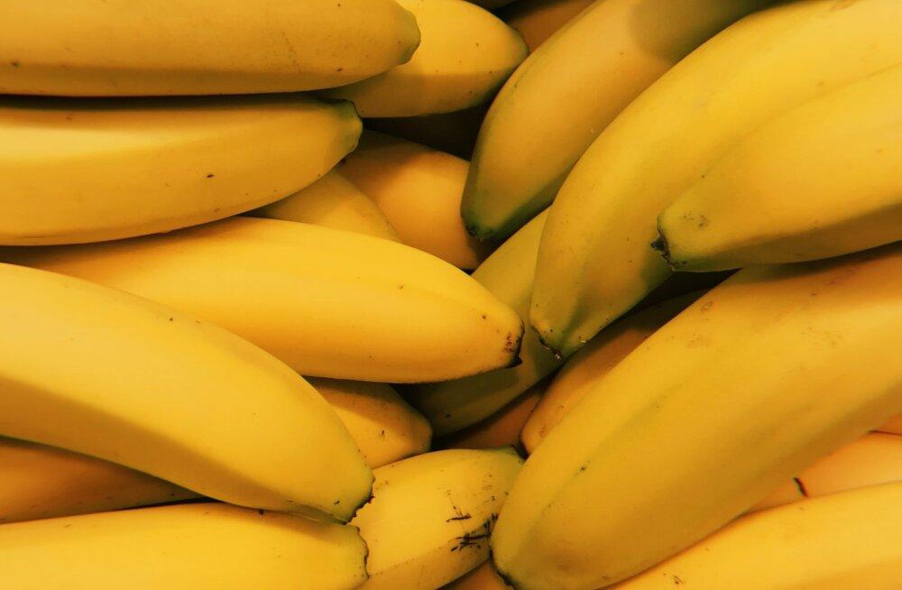 Põhjused, miks sa peaksid iga päev vähemalt ühe banaani ära sööma