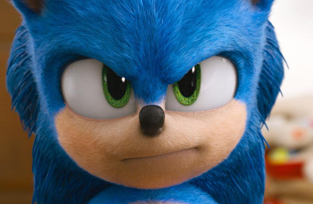 """""""Siil Sonic"""" tegi videomängu adaptatsioonide kassarekordi"""