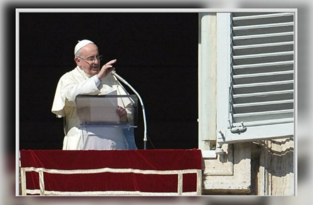 Paavst toetab ideed maavälise elu arengust ja UFO-de tegevusest kui osa Jumala plaanist