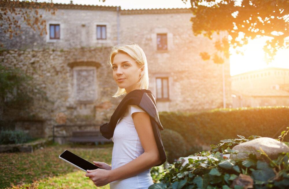 Turismiettevõtluse eriala: tasuta õpe ja palka saab ka