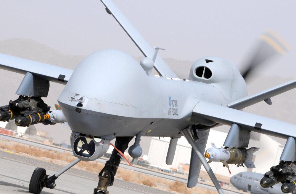 США разместят в Польше эскадрилью беспилотников