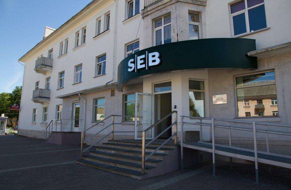 Kohtla-Järve SEB kontor