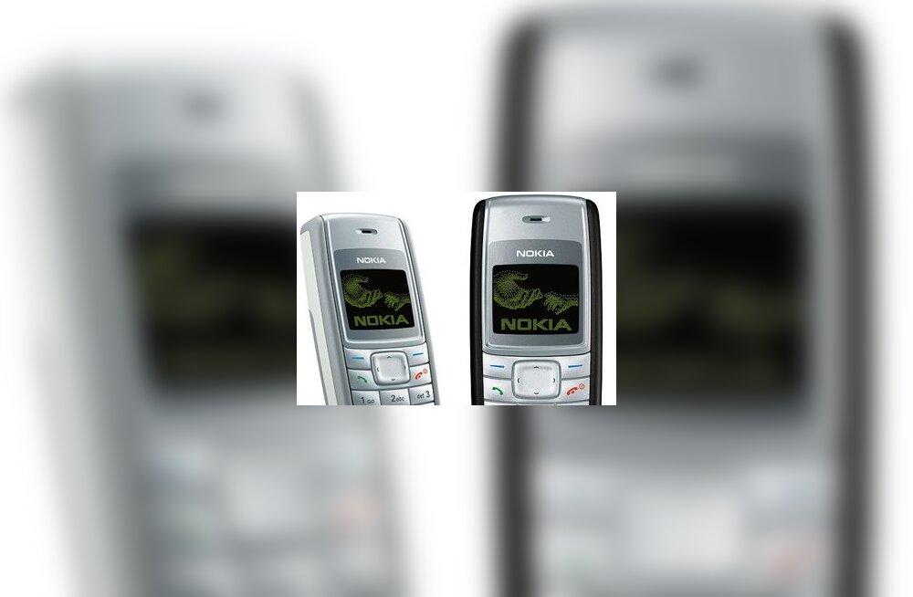 Maailma 20 enim müüdud telefoni: ikka veel Nokia, Nokia, Nokia,...