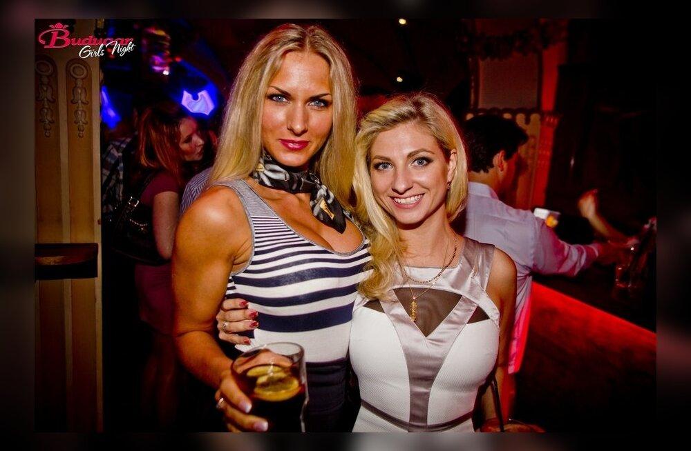 92521078bbe Ülierutav Buduaar Girls Night: seksikad tantsijad, šampanja ja ilust ...
