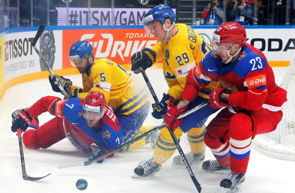 Venemaa vs Rootsi