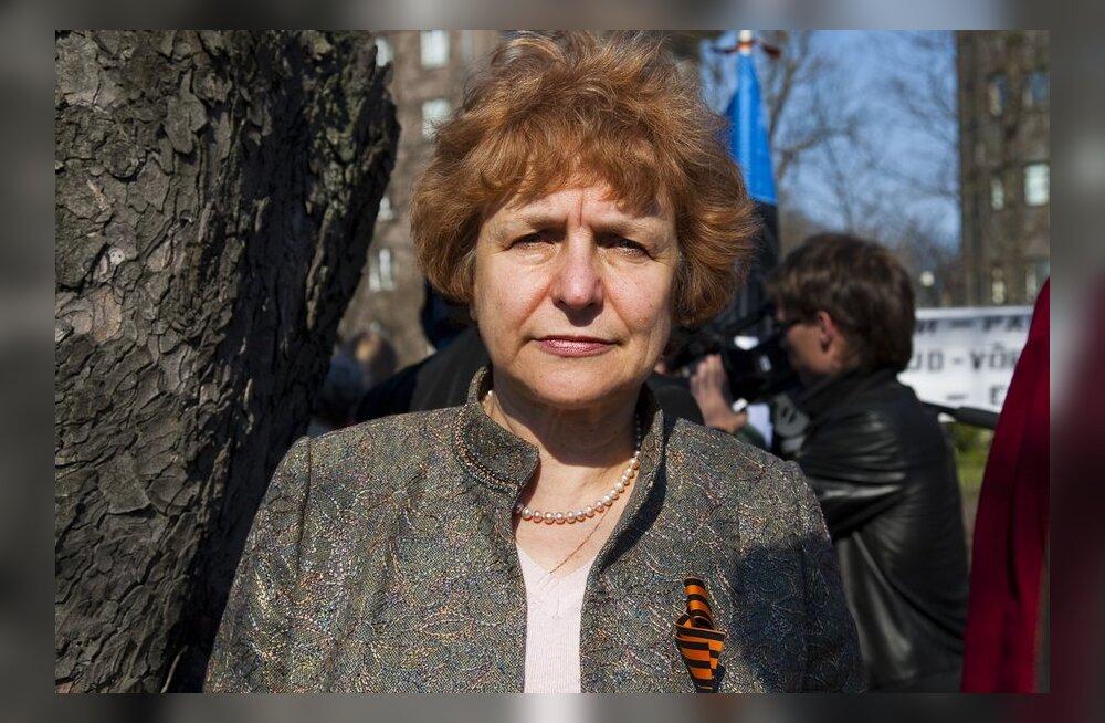 Латвийский политик потребовал арестовать евродепутата Татьяну Жданок