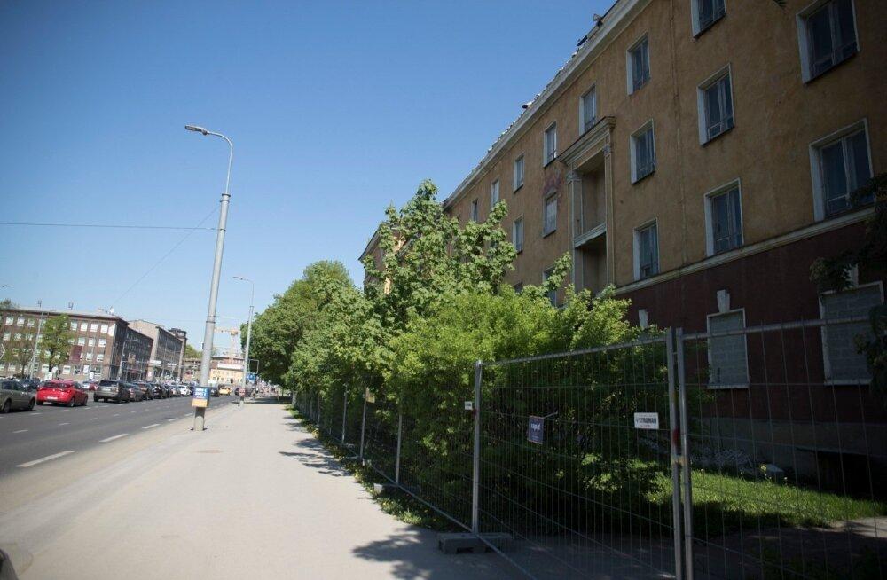 На Пярнуском шоссе появится новая Таллиннская школа музыки и балета за 43 млн евро