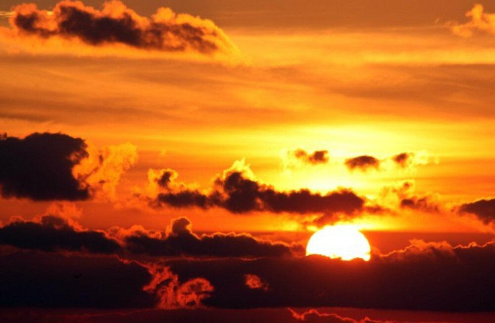 Peavalude ja Päikese aktiivsuse vahel valitseb seos?