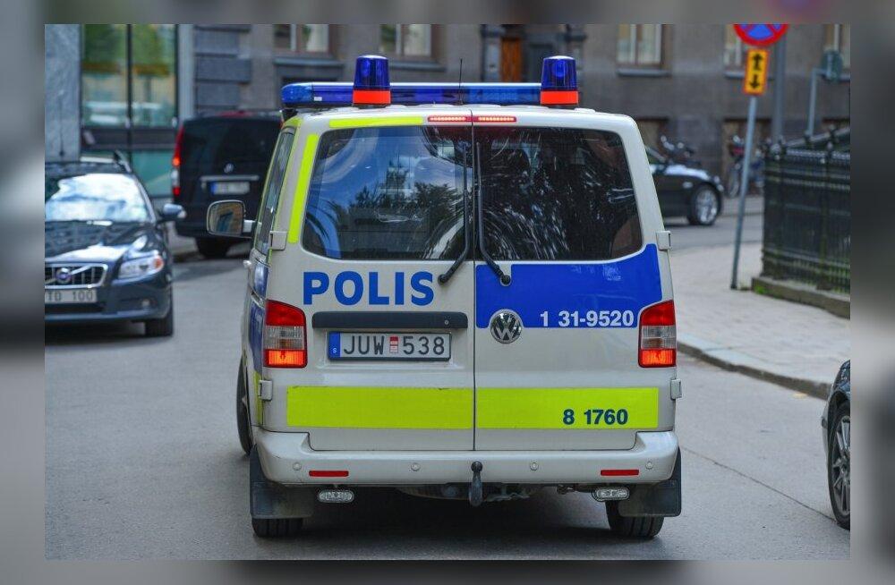Ettevalmistused Stockholmis
