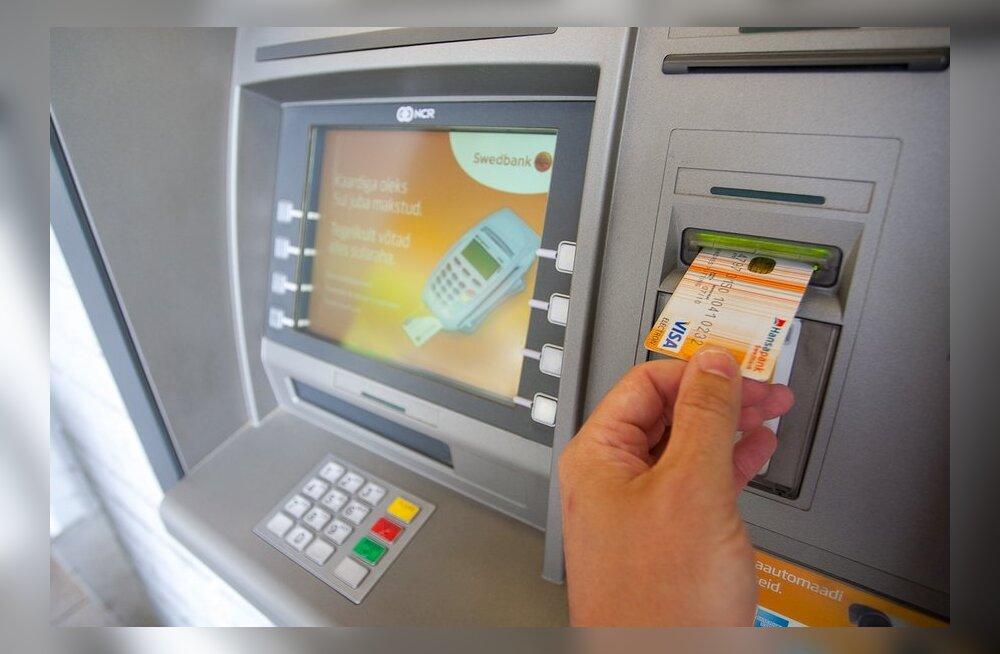 Swedbank andis alla: Virtsu sularahaautomaat jätkab tööd