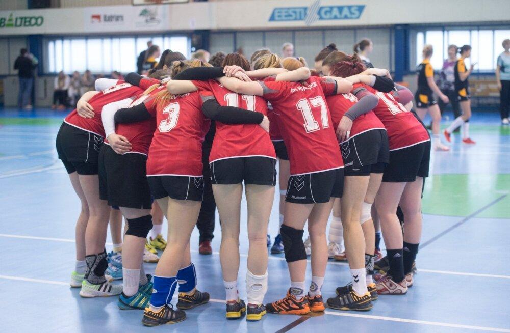Eesti naiste käsipalliliiga