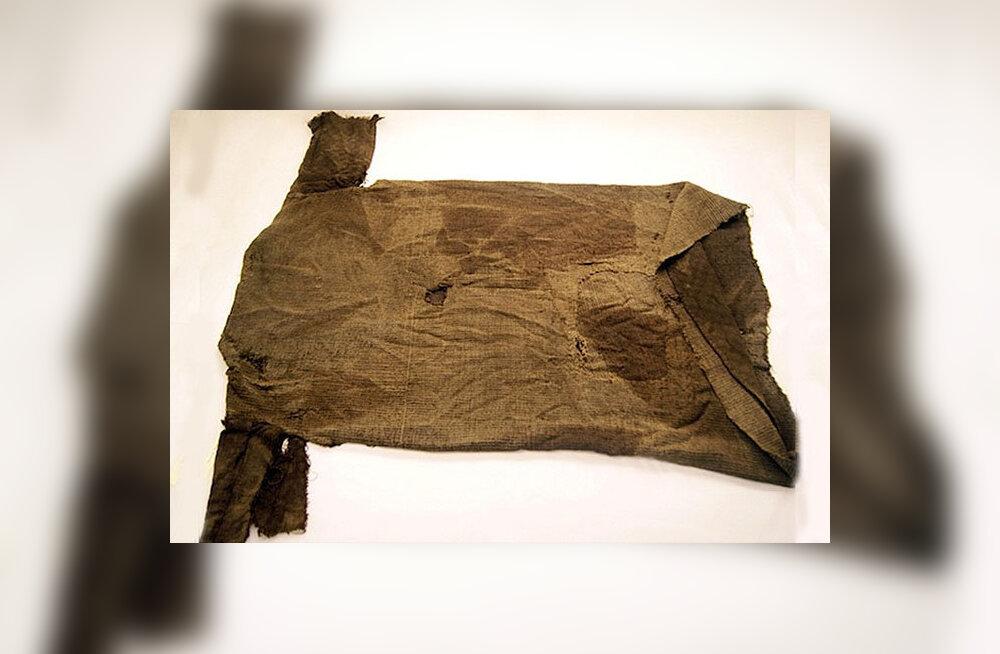 1700 aasta vanuseid kampsunitrende: liustikust sulas välja rauaaegne ürp