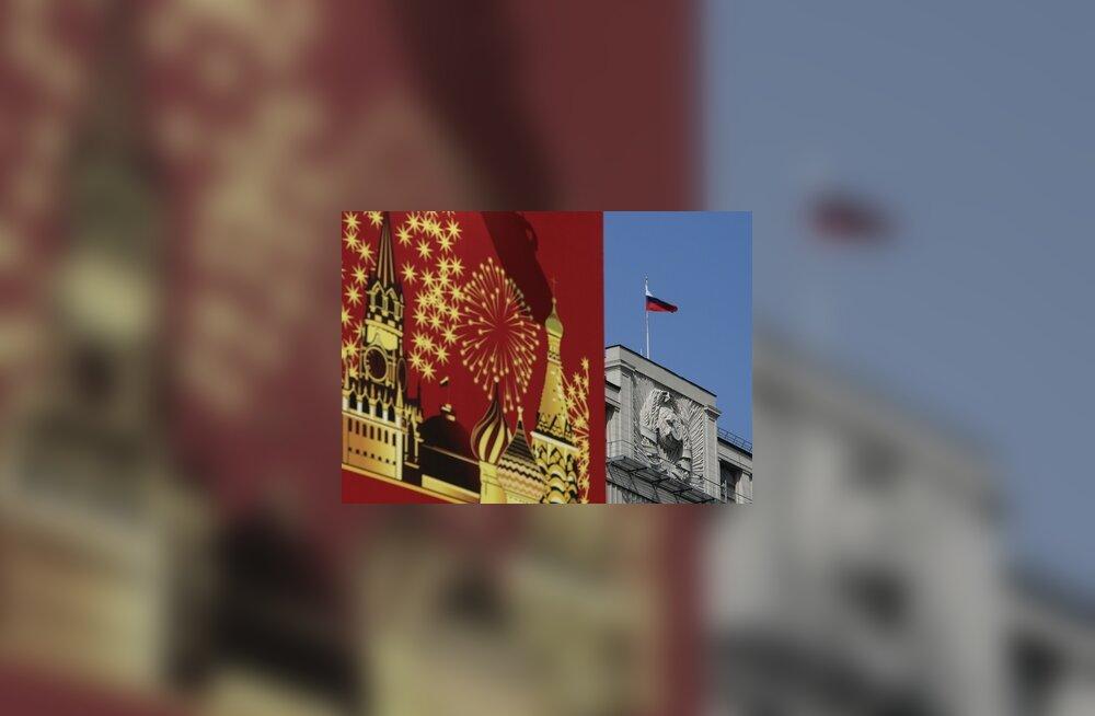 Riigiduuma arutab Eesti ja Läti venelaste olukorda