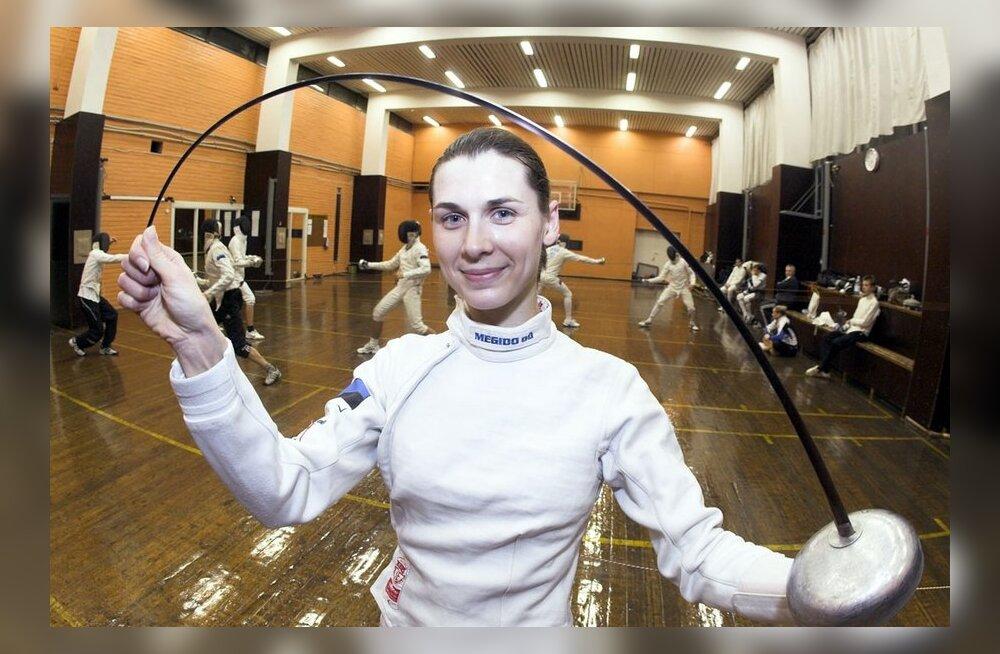 Irina Embrich saavutas Leipzigi MK-l kolmanda koha